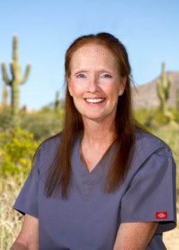 Valerie McKinnon, Kennel Assistant at Scottsdale Animal Hospital