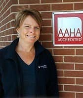 Customer Service Representative Karen at Animal Medical Clinic - Wheaton