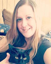 Team member Kristin at Westover Animal Clinic