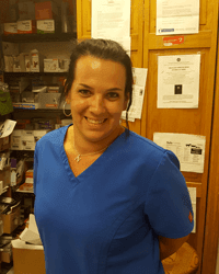 Nicole, Client Service Specialist at Chicopee Animal Clinic