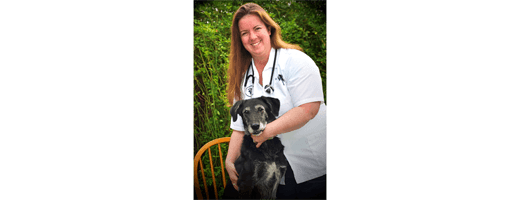 Dr. Zengler at San Antonio Veterinary Clinic