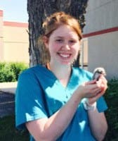 Team member Stacey at All City Pet Care Veterinary Emergency Hospital