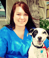 Team member Tanya at All City Pet Care Veterinary Emergency Hospital