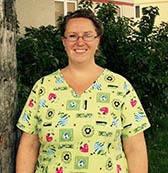 Team member Teresa at All City Pet Care Veterinary Emergency Hospital