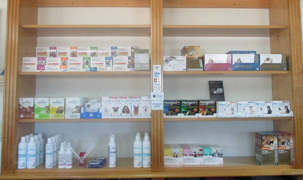 Cortez Animal Hospital Medicine Offerings