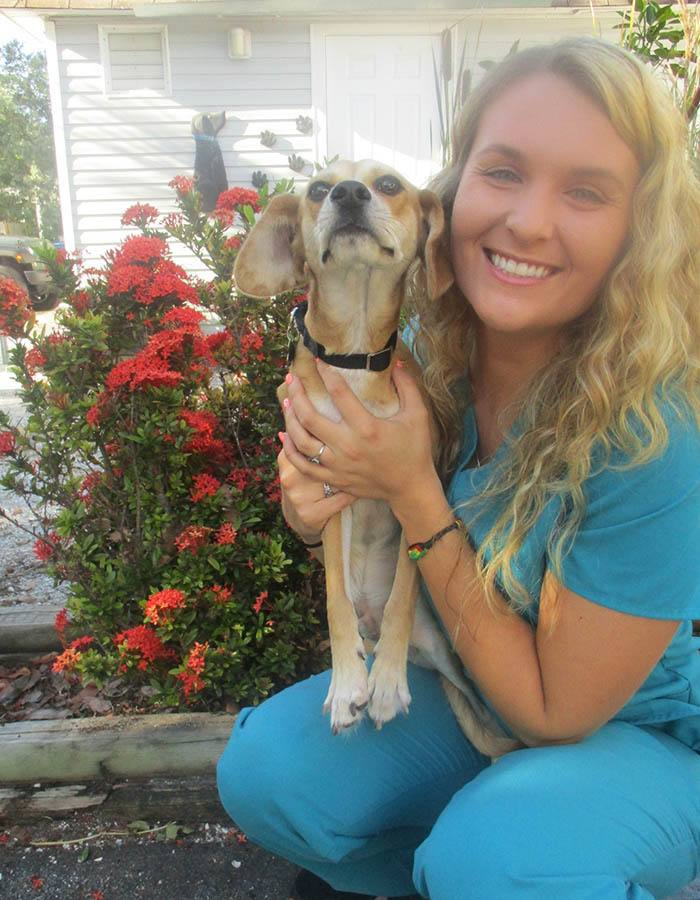 Meredith Kent Cortez animal hospital