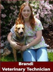 Brandy, Veterinary Technician at Pocatello Animal Hospital