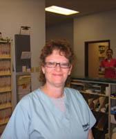 Rhonda at Northgate Small Animal Hospital