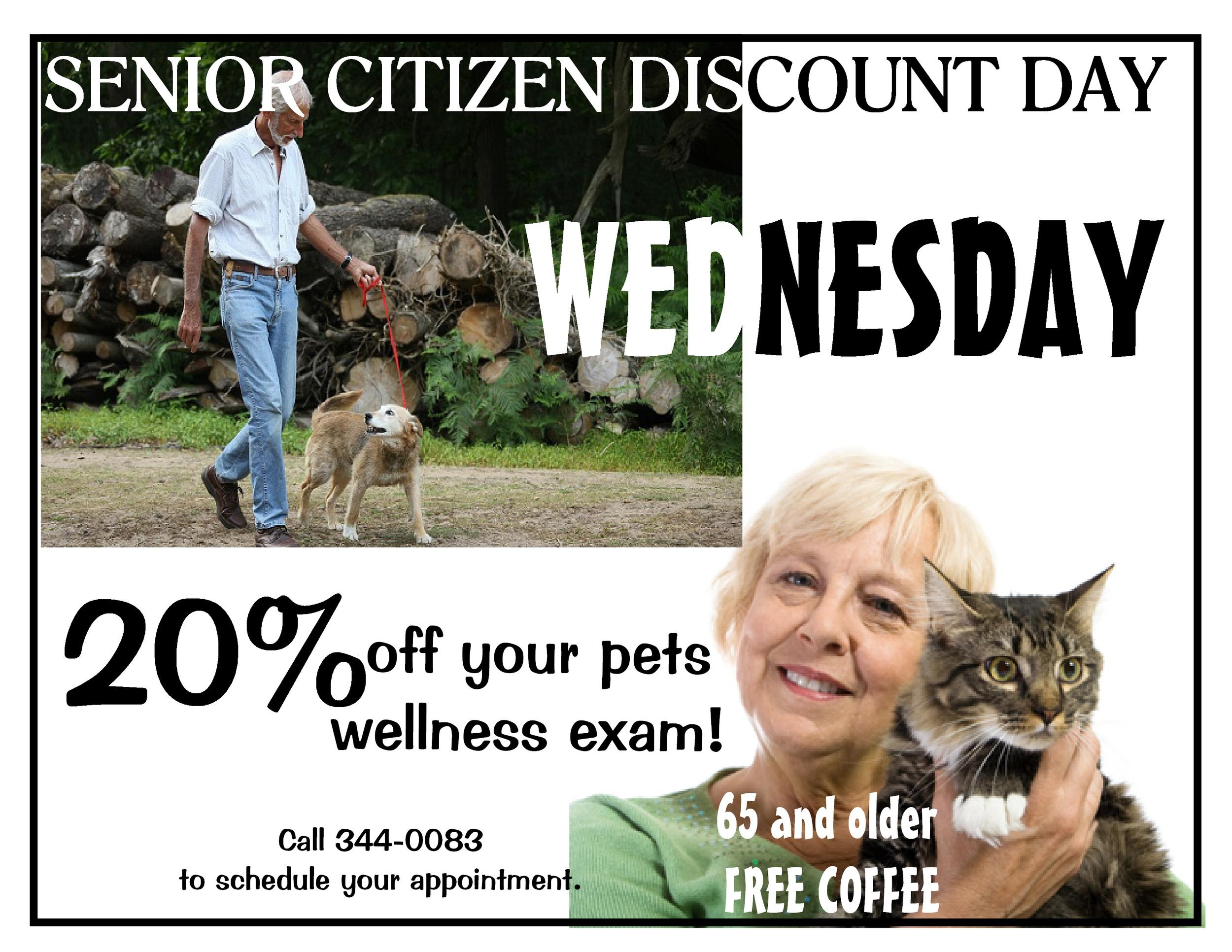 Special offer at Northgate Small Animal Hospital
