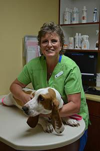 Karen at Countryside Animal Hospital