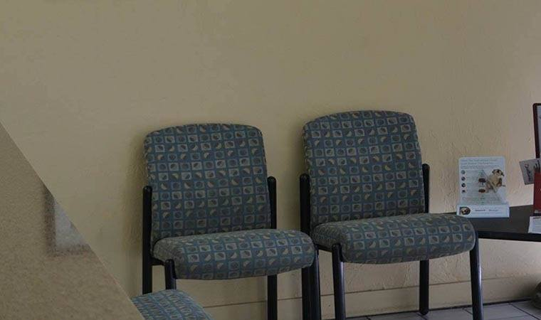 Waiting Area in Alachua, FL