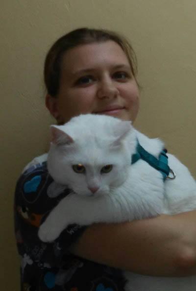 Savannah at Alachua Animal Hospital