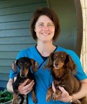 Dr. Sarah Buck at Port Orchard Animal Hospital