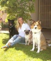 Nichole at Tucson Animal Clinic
