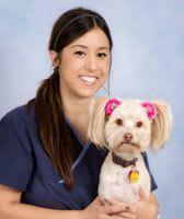 Diaundra at Tempe Animal Clinic