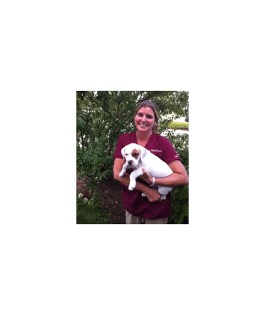 Marji Bundy at Plainfield Animal Hospital