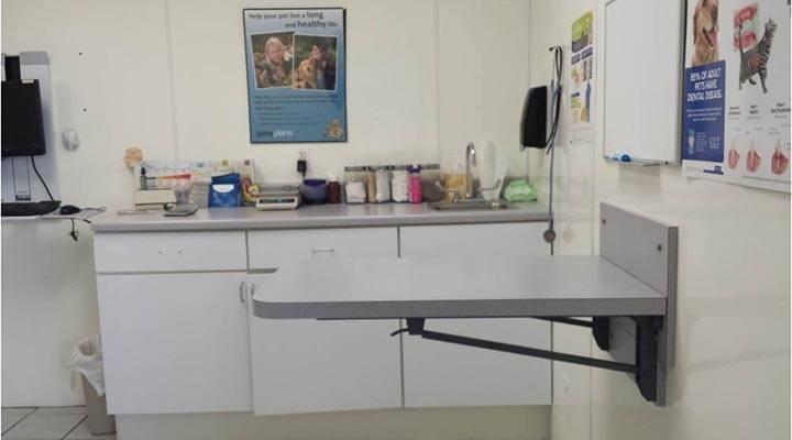 Caton Crossing Animal Hospital exam room 4