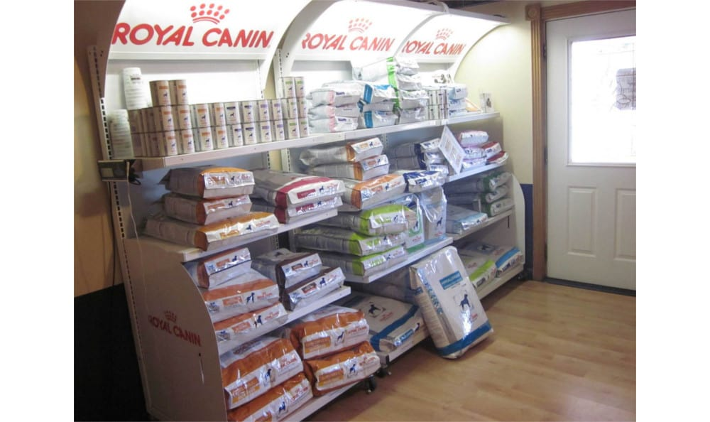 Buy pet supplies at Islands Animal Clinic