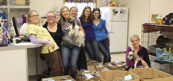 Paws Pet Food Bank