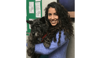 Gaby of Lifetime Animal Care Center