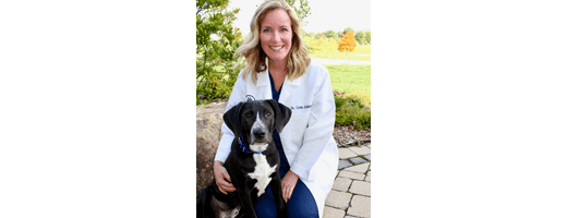 Dr. Greta Grittinger of Thiensville-Mequon Small Animal Clinic