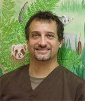 Dr. Bernard Mangone, at Phoenix Animal Hospital