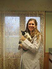 Dr. Heidi of Sandwich Veterinary Hospital