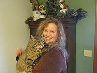 Julie Rader of Sandwich Veterinary Hospital