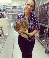 Dr. Amy Barkhurst at Santa Clara Animal Hospital