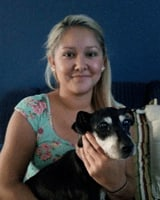 Team member Veronica at Santa Clara Animal Hospital