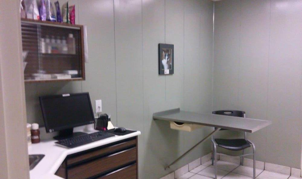 Friendswood Animal Clinic Exam Room In Friendswood