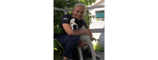 Dr. Jennifer Sesler at Camboro Veterinary Hospital