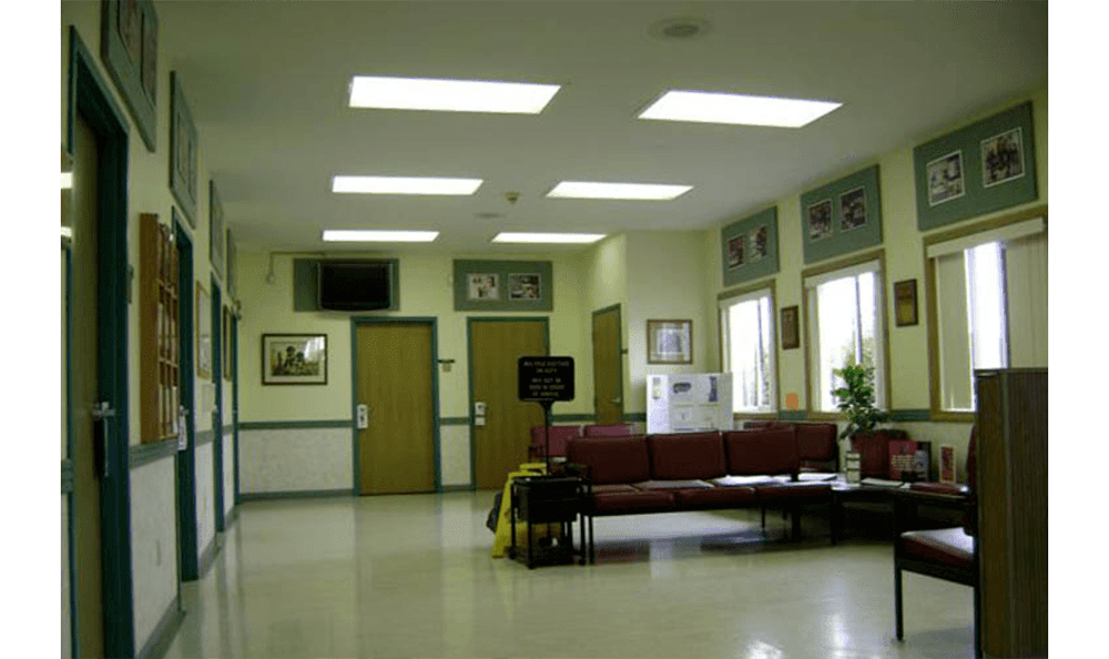 Camboro Waiting Area