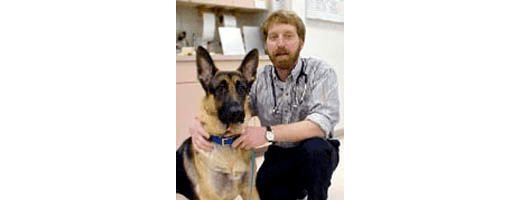 Randy Sliker, DVM and managing veterinarian at Edinboro Animal Hospital