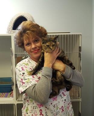 Angel of Lenoir Veterinary Hospital