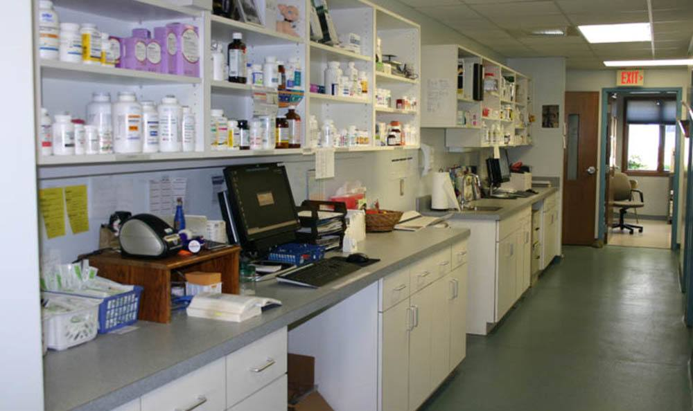 In House Pharmacy At Lenoir Veterinary Hospital