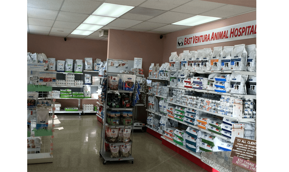 Clinic supply store