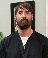 Gregory Frisch, Veterinary Technician at Arroyo Grande Animal Hospital