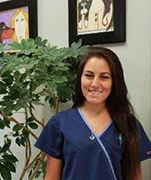Sophia Chavez, Veterinary Technician at Arroyo Grande Animal Hospital