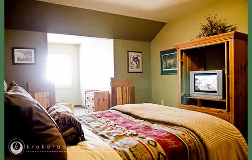 Ambassador Suite at Ruffin' It Resort