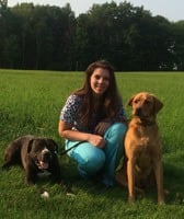 Hannah of Merrimack Veterinary Hospital
