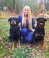 Rachel S. of Merrimack Veterinary Hospital