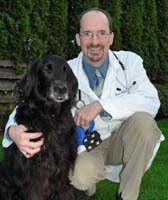 Dr. Devin at Eugene Animal Hospital