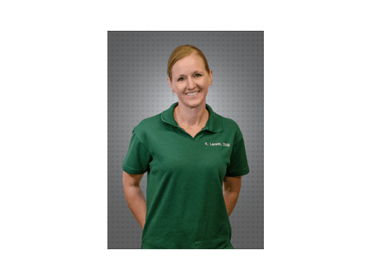 Dr. Green of College Garden Animal Hospital in Roswell