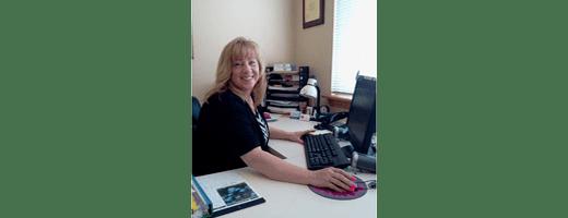 Michelle Culp at Bothell animal hospital