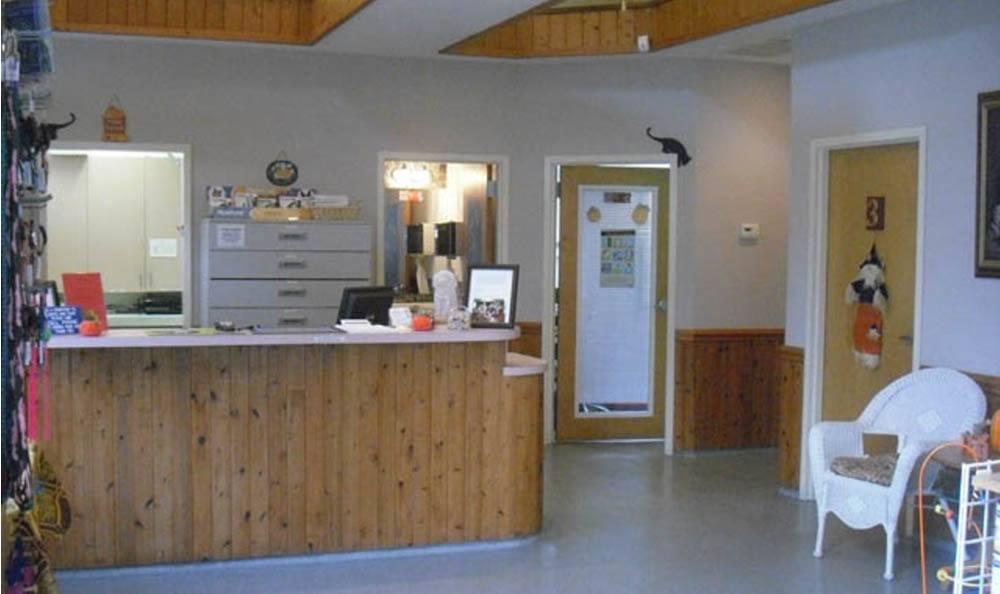 Pawleys Veterinary Hospital Front Desk