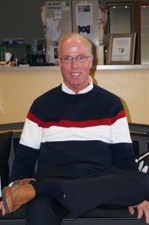 Kirk Hampton, Hospital Administrator Miami Valley Animal Hospital