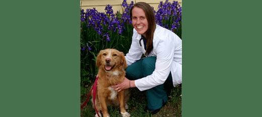 Kristin Anderson at Danvers Animal Hospital