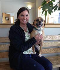 Angela at Danvers Animal Hospital