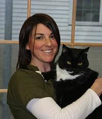 Marci at Danvers Animal Hospital